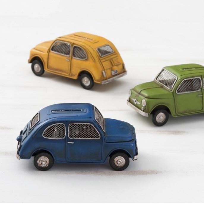 Αυτοκίνητο Κουμπαράς Vintage μεταλλική αντίκα κουμπαράς αυτοκίνητο