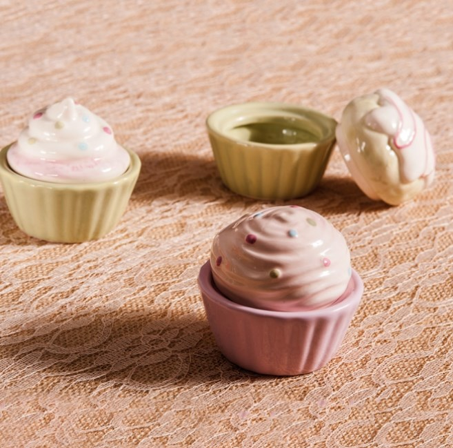 Μπιζουτιέρες cupcakes