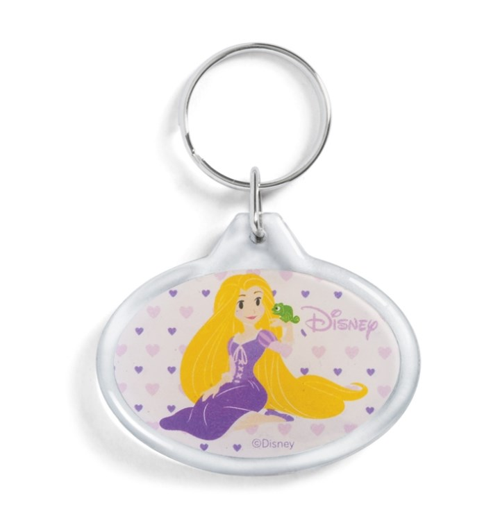 Rapunzel Μπρελόκ Μπομπονιερα Βαπτισης Disney