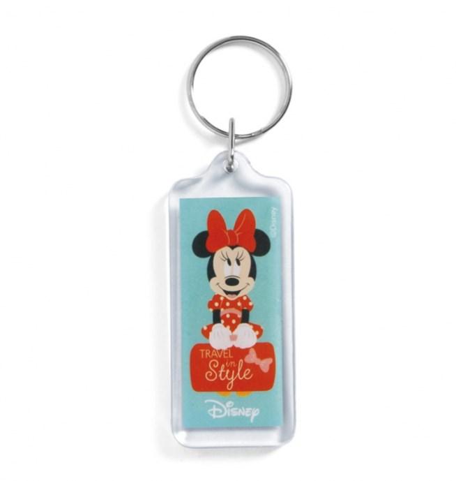 Μπρελόκ Minnie Travel Μπομπονιερα Βαπτισης Disney